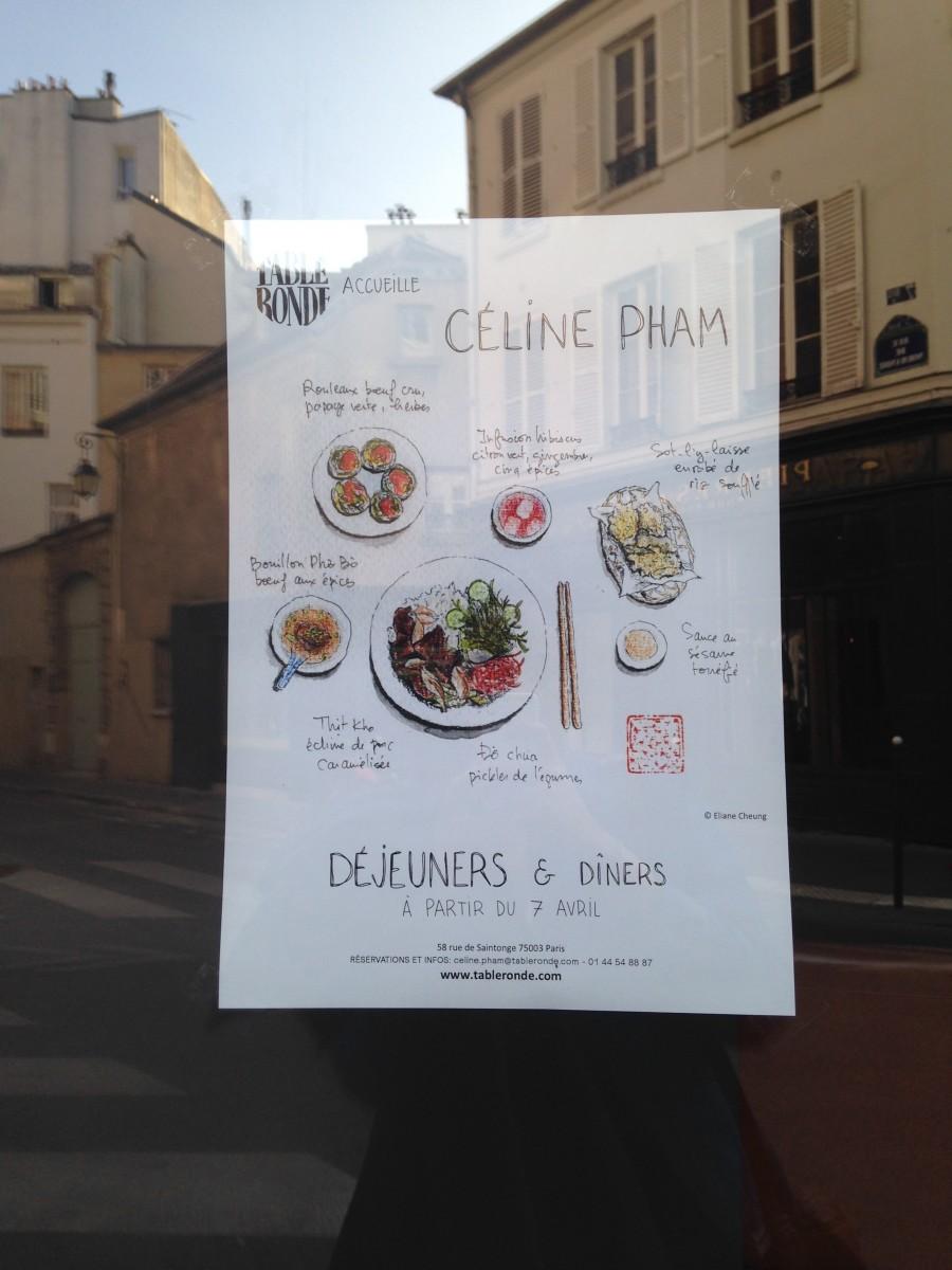 Table Ronde – Déjeuners – Mai 2015