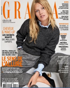 Grazia - Octobre 2017